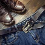 Jak dobrać pasek do spodni jeansowych?